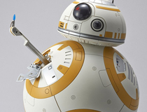 バンダイ:STAR WARS 1/2 BB8-